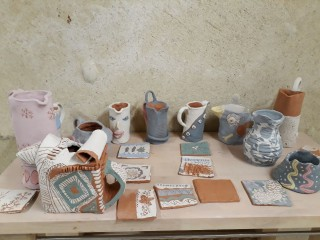 Stage poterie