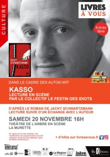 Affiche lecture Kasso