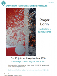 Exposition Roger Lorin