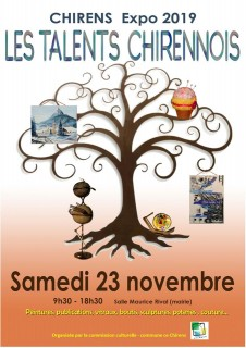 Expo 2019 les talents chirenois