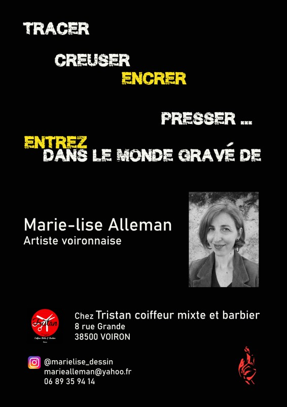 Expo Marie Lise Alleman